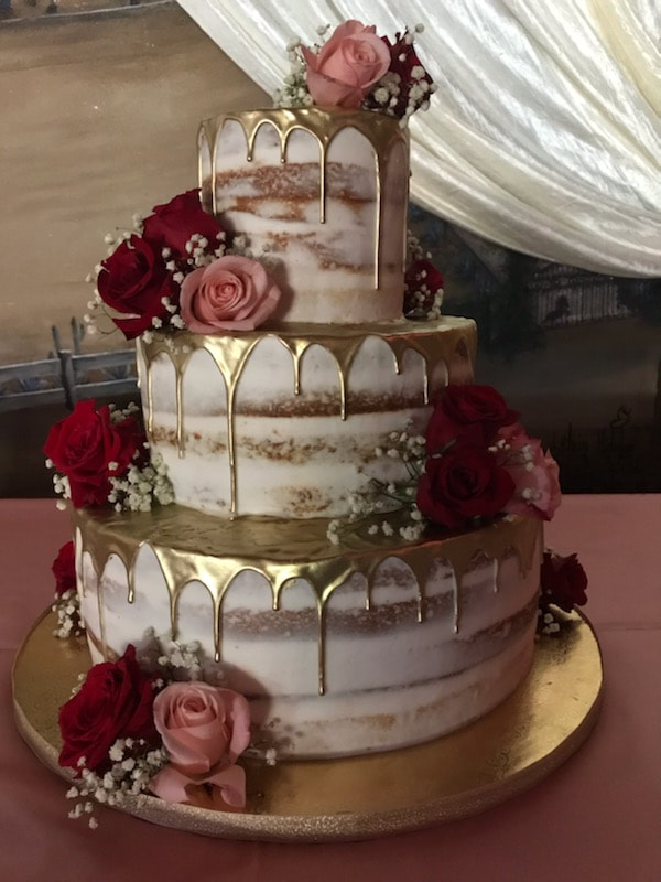Wedding Cakes And Tastings